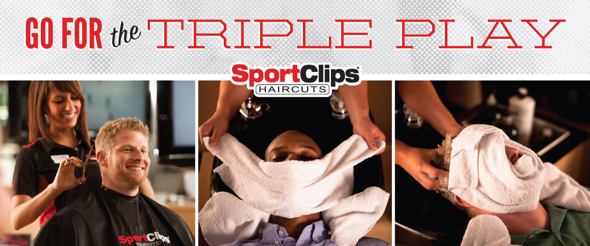 The Sport Clips Haircuts of Savannah - Victory Drive Triple Play